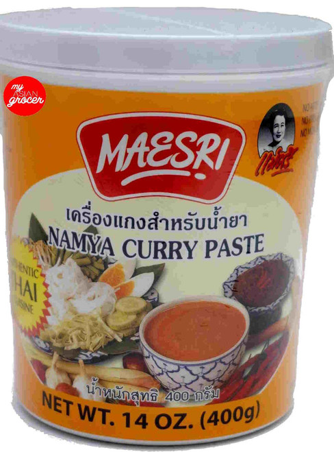 Maesri Namya Curry Paste 400g