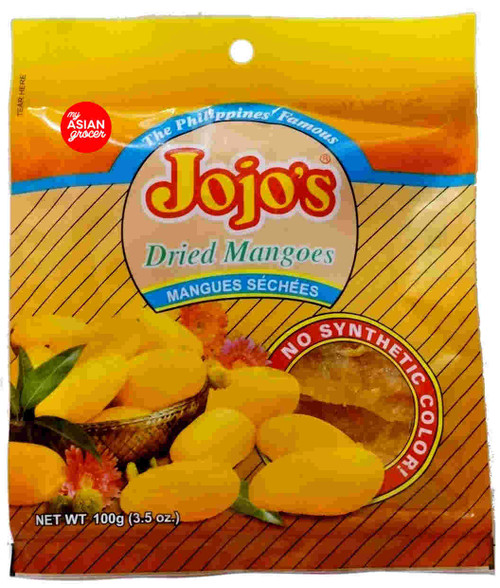 Jojo's Dried Mangoes 100g