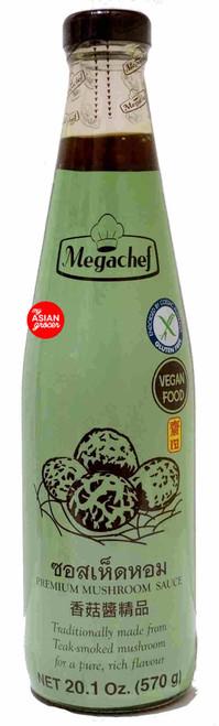Megachef Premium Mushroom Sauce 570g