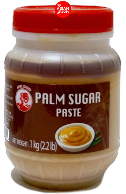 Cock Brand Palm Sugar Paste 1kg