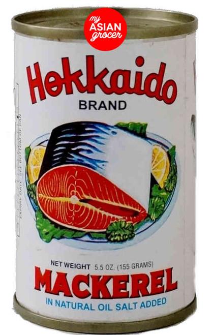 Hokkaido Brand Mackerel 155g