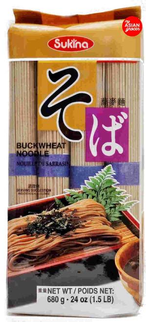 Sukina Buckwheat Noodle 680g