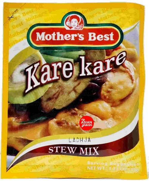 Mother's Best Kare Kare Stew Mix 35g