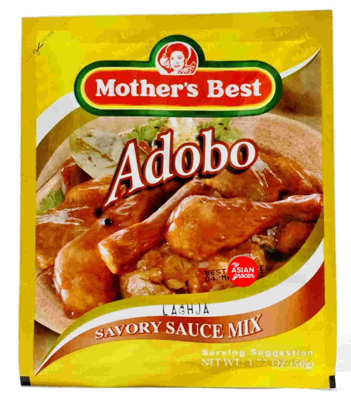 Mother's Best Adobo Savory Sauce Mix 50g