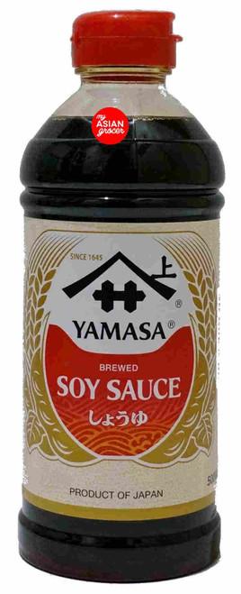 Yamasa Brewed Soy Sauce 500ml