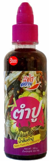 Zaab Siam Som-Tum Pu Dressing 330g