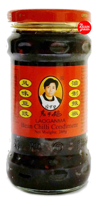LaoGanMa Bean Chilli Condiment 280g