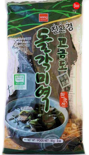 Wang Dried Seaweed (Ito-Wakame) 85g