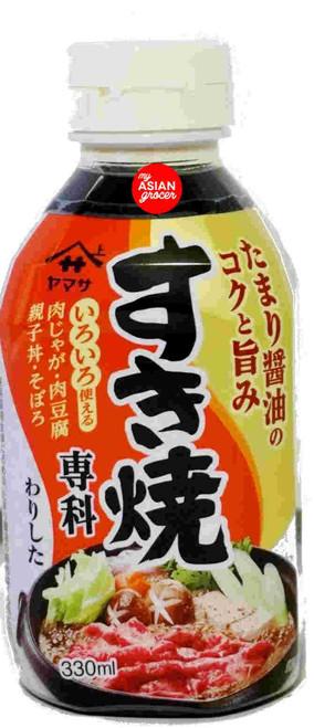 Yamasa Sukiyaki Sauce 330ml