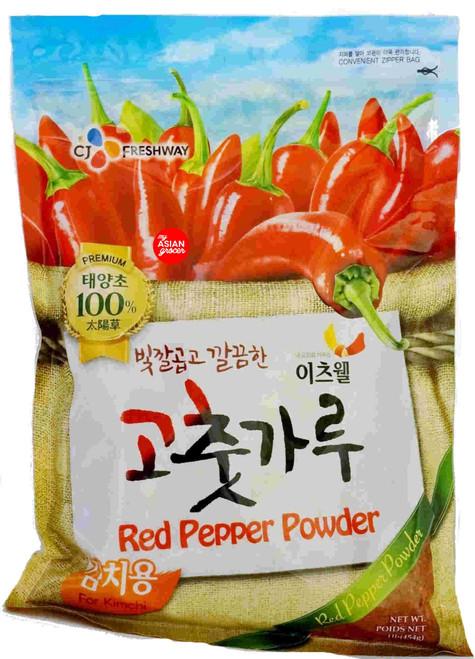 CJ Freshway Red Pepper Powder (Coarse) 454g