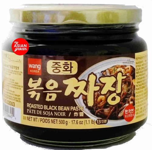 Wang Roasted Black Bean Paste 500g