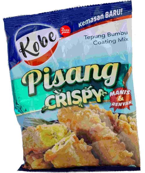 Kobe Tepung Pisang Crispy 210g