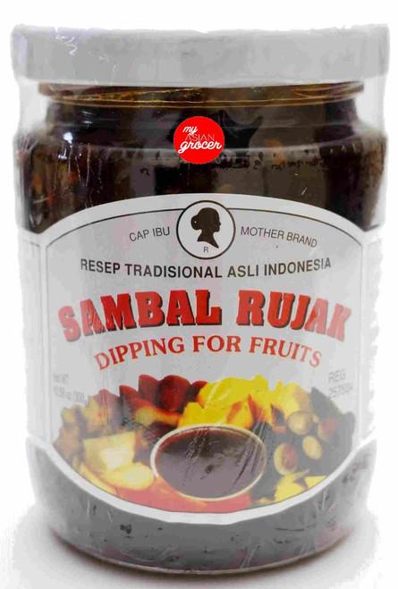 Mother Brand Sambal Rujak 240g