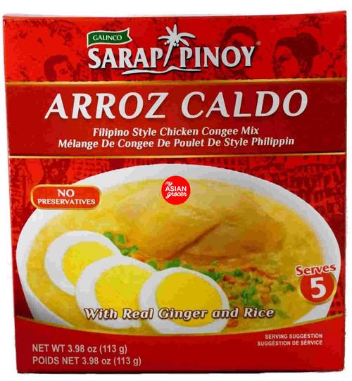 Sarap Pinoy Arroz Caldo 113g