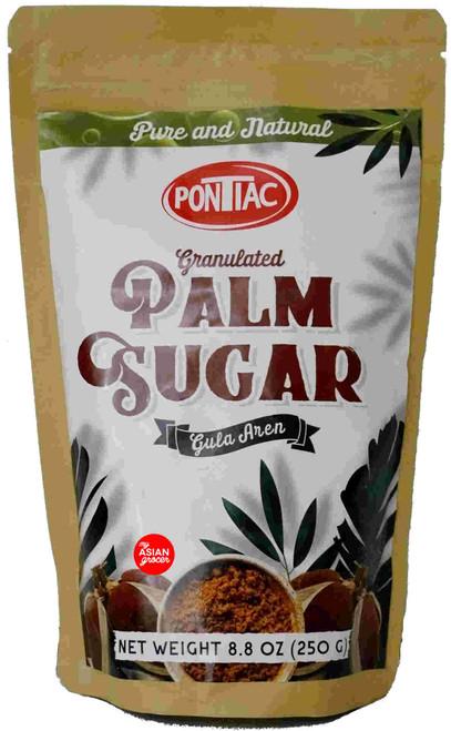 Pontiac Granulated Palm Sugar 250g