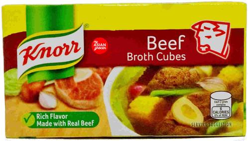 Knorr Beef Broth Cubes 60g