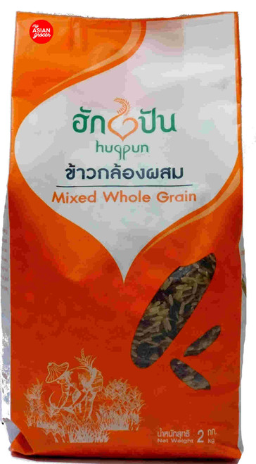 Hugpun Mixed Whole Grain 2kg