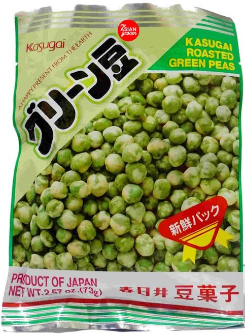 Kasugai Roasted Green Peas 73g