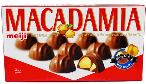 Meiji Macadamia Chocolate 85g