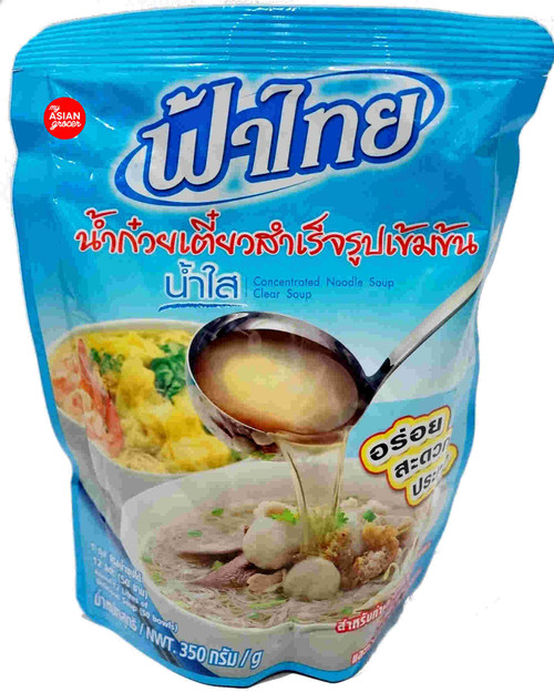FaThai Concentrated Noodle Soup (Clear) 350g