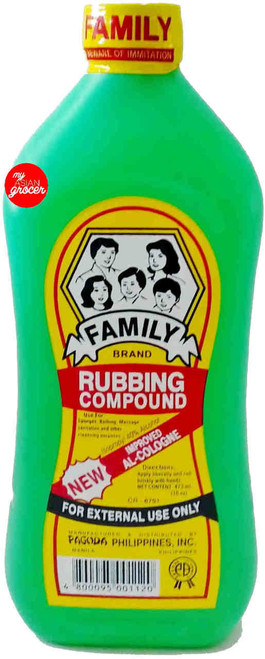 Family Brand Rubbing Compound 473ml
