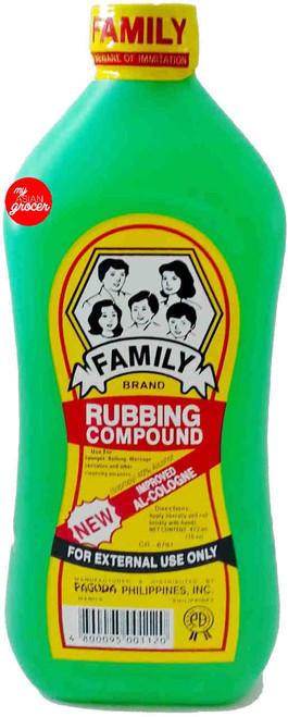 Family Brand Rubbing Compound 473ml