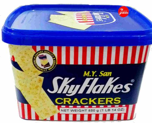 M.Y. San SkyFlakes Crackers 850g