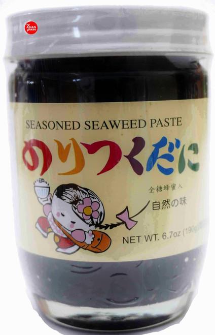 Ajishima Foods Seasoned Seaweed Paste 190g