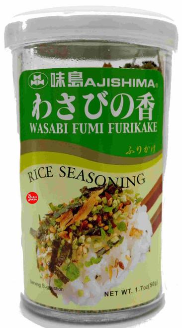 Ajishima Wasabi Fumi Furikake 50g