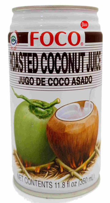Foco Roasted Coconut Juice 350ml