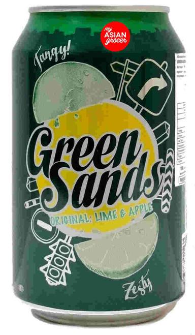 Green Sands Original Lime & Apple 330ml