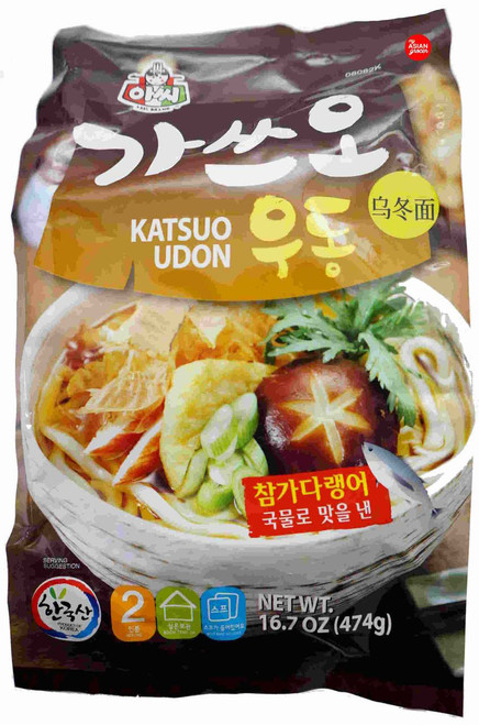 Assi Katsuo Udon 474g