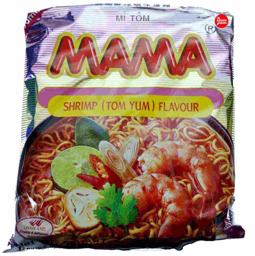 Mama Shrimp (Tom Yum) Flavour 90g
