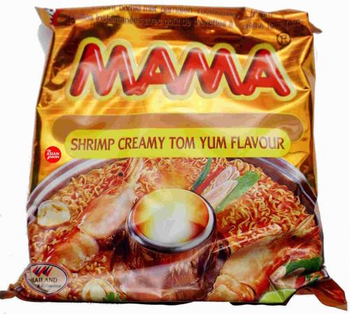 Mama Brand Shrimp Creamy Tom Yum Flavour 90g