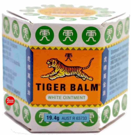 Tiger Balm White Ointment 19.4g