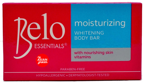Belo Essentials Moisturizing Soap 135g