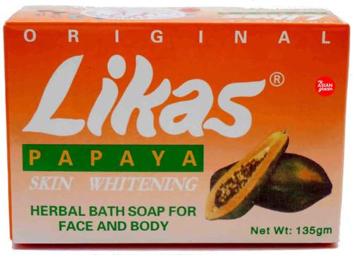 Original Likas Papaya Skin Whitening 135g