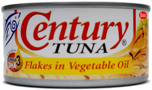 Century Tuna Flakes in Vegetable Oil 180g
