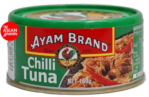 Ayam Chilli Tuna 160g