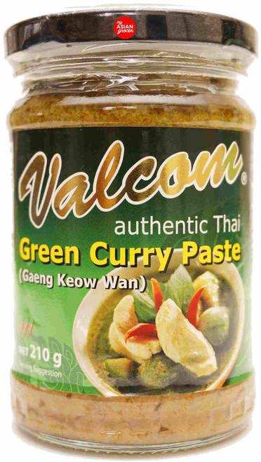 Valcom Green Curry (Gaeng Keow Wan) 210g
