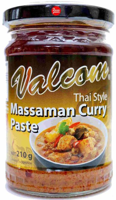 Valcom Massaman Curry Paste 210g