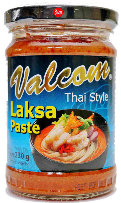 Valcom Laksa Paste Thai Style 230g