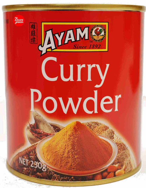 Ayam Curry Powder 230g