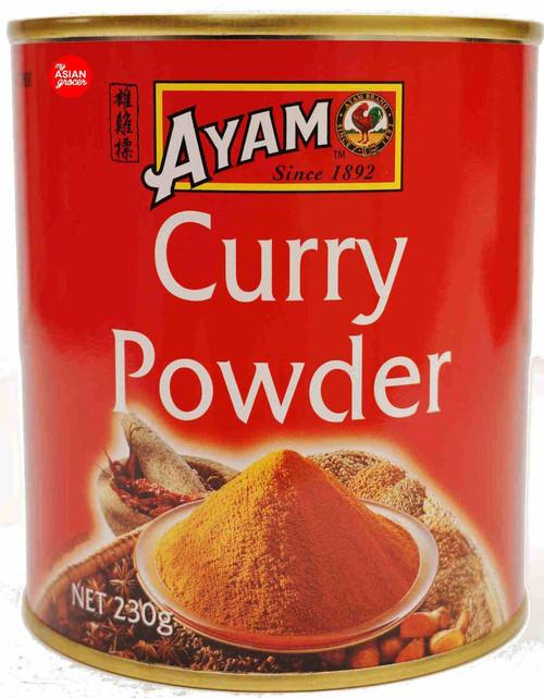 Ayam Curry Powder 230g