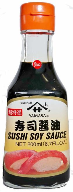 Yamasa Sushi Soy Sauce 200ml