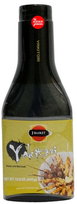 J-Basket Yakitori Sauce and Marinade 443g