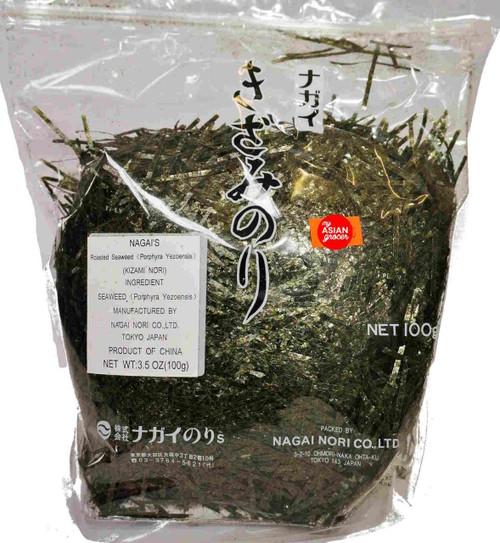 Nagai Roasted Shredded Seaweed 100g