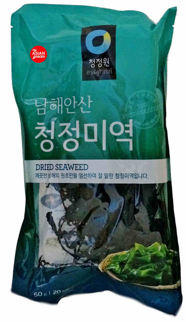 ChungJungOne Dried Seaweed 50g