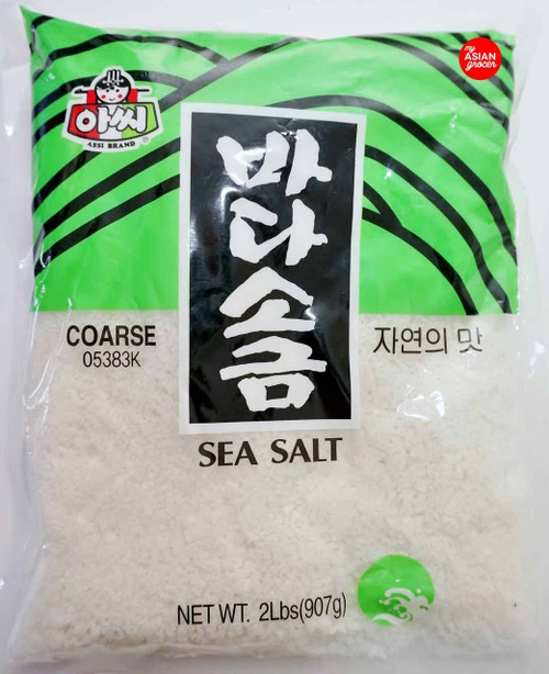 Assi Sea Salt (Coarse) 907g