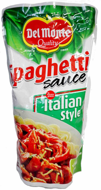 Del Monte Spaghetti Sauce (Italian Style) 1kg